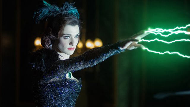 """PHOTO: Rachel Weisz is the witch, Evanora, in """"Oz the Great and Powerful."""""""