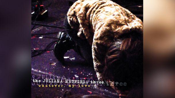 "PHOTO: The Juliana Hatfield Three ""Whatever, My Love"""