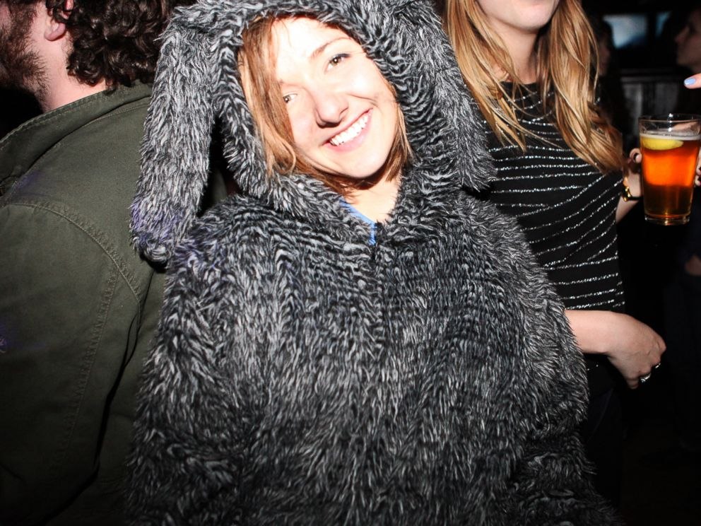 PHOTO: A fan is pictured dressed as Wilfred at Brooklyn Bowl in Brooklyn, N.Y. on Jan. 19, 2015.