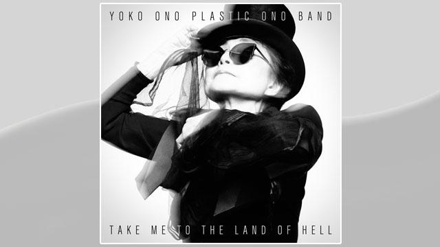"PHOTO:Yoko Ono's ""Take Me To The Land of Hell."""