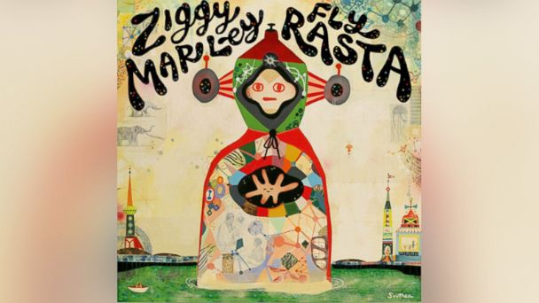"PHOTO: Ziggy Marleys ""Fly Rasta"""