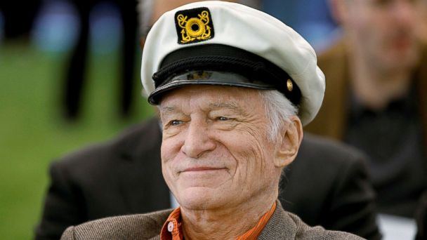 Hefner said he wanted to be remembered for 'positive impact' on 'social sexual values'