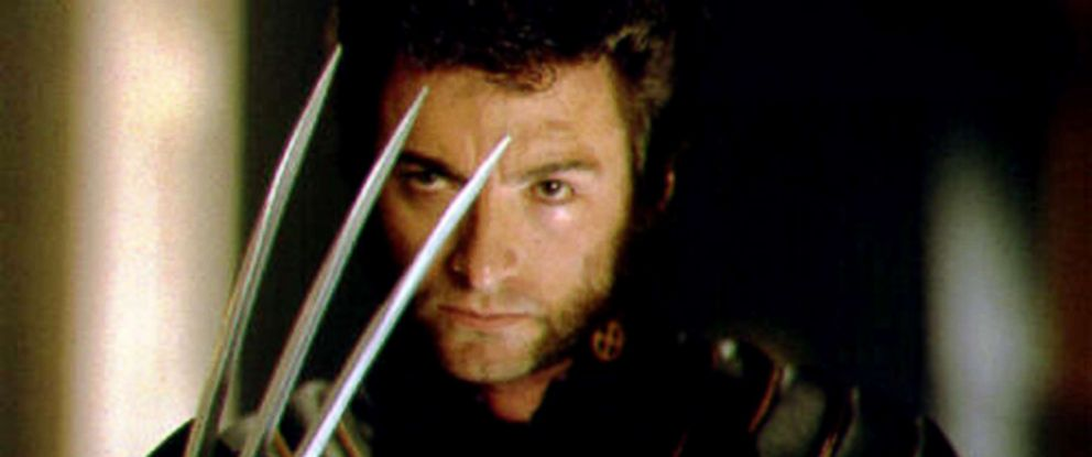 "PHOTO: Hugh Jackman stars as Wolverine in ""X-Men."""