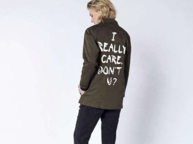 Clothing company aims to raise $100K for charity with 'I Really Care' line
