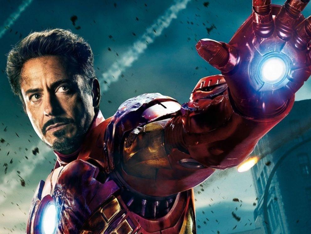PHOTO: Robert Downey Jr. stars in Iron-Man, 2008.