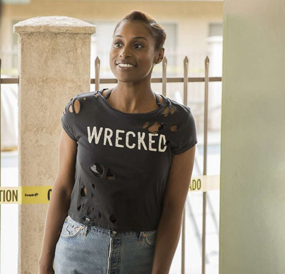PHOTO: Issa Rae in a scene from Insecure.