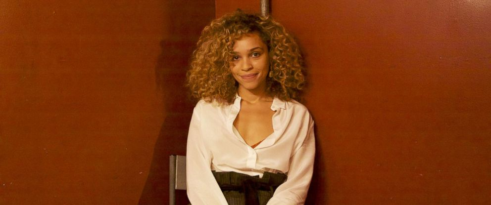 PHOTO: British songstress Izzy Bizu, whos toured with Coldplay and Sam Smith, spoke to ABC News about her music career, how she was discovered and what advice shes received.