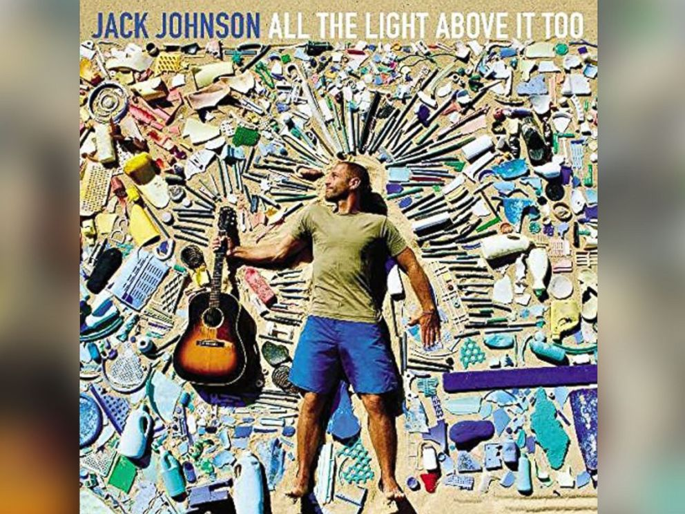 PHOTO: Jack Johnson - All The Light Above It Too