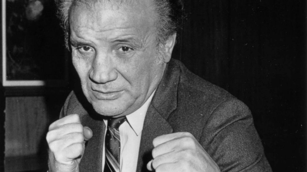 Jake LaMotta, boxing legend and inspiration for 'Raging Bull