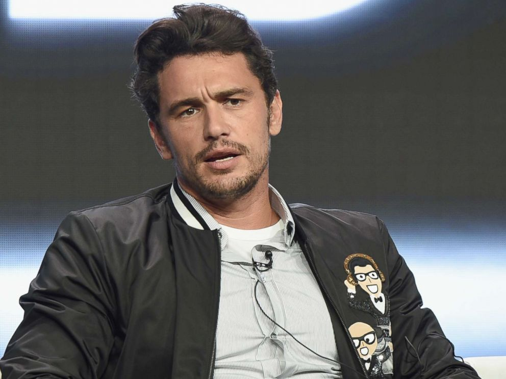 PHOTO: James Franco speaks onstage during at the Beverly Hilton Hotel on July 26, 2017 in Beverly Hills, Calif.