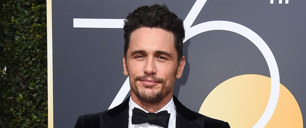 PHOTO: James Franco arrives at the 75th annual Golden Globe Awards in Beverly Hills, Calif., Jan. 7, 2018.
