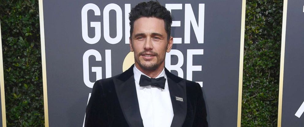 PHOTO: James Franco attends the 75th Annual Golden Globe Awards at the Beverly Hilton Hotel, Jan. 7, 2018, in Beverly Hills, Calif.