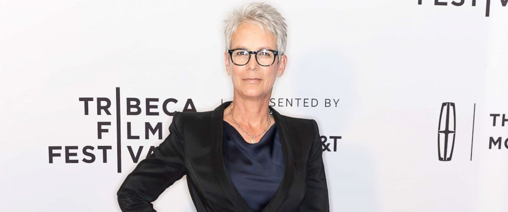 PHOTO: Jamie Lee Curtis attends the Hondros Premiere during 2017 Tribeca Film Festival at Cinepolis Chelsea in New York City, April 21, 2017.