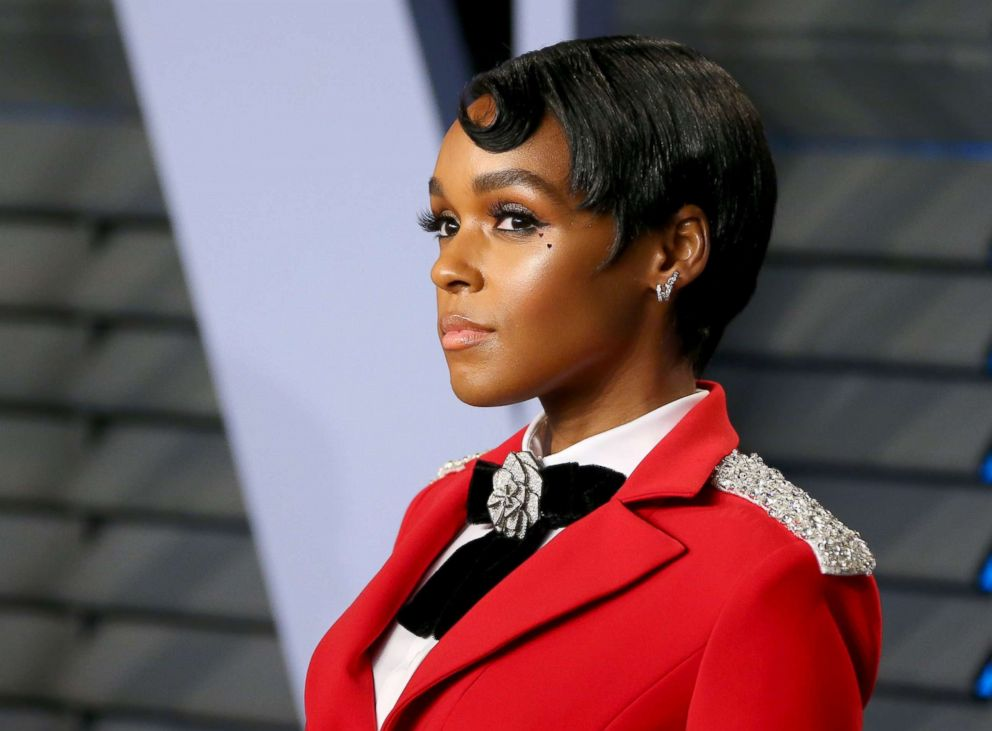 PHOTO: Janelle Monae attends the 2018 Vanity Fair Oscar party at the Wallis Annenberg Center for the Performing Arts in Beverly Hills, Calif., March 4, 20108.