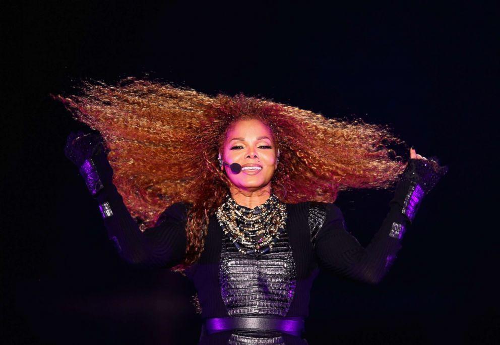 Janet Jackson to receive icon award