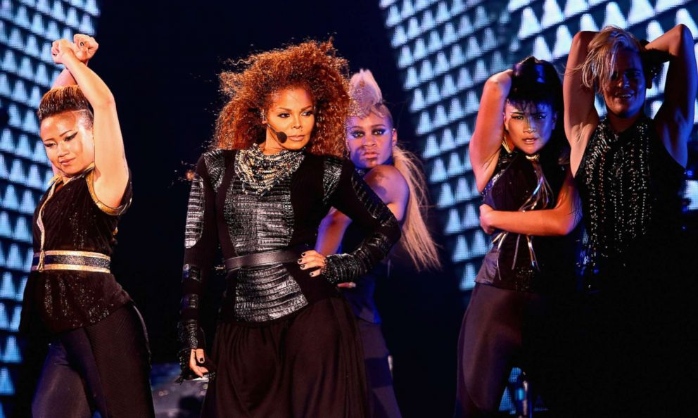 Janet Jackson to receive icon award