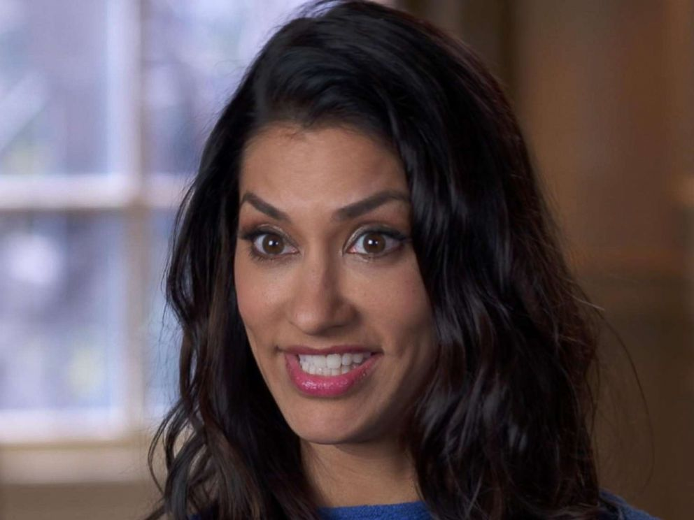 PHOTO: Janina Gavankar speaks to GMA about her friendship with Meghan Markle.