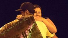'PHOTO: Christina Cruz, of San Jose, Calif., hugs Jay-Z during his latest tour stop of his 4:44 Tour in Oakland.' from the web at 'https://s.abcnews.com/images/Entertainment/jay-z2-ht-mem-171218_16x9t_240.jpg'