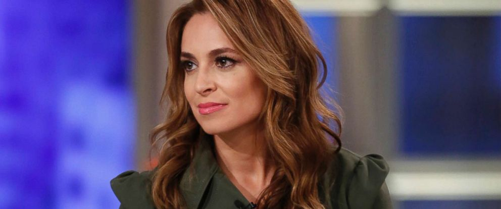 """PHOTO: Jedediah Bila appears on """"The View,"""" May 31, 2017."""