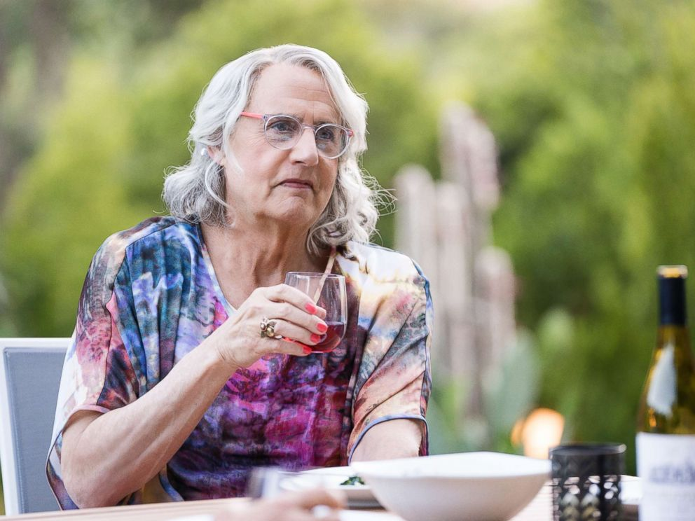 PHOTO: Jeffrey Tambor appears as Maura Pfefferman in the Amazon show, Transparent.