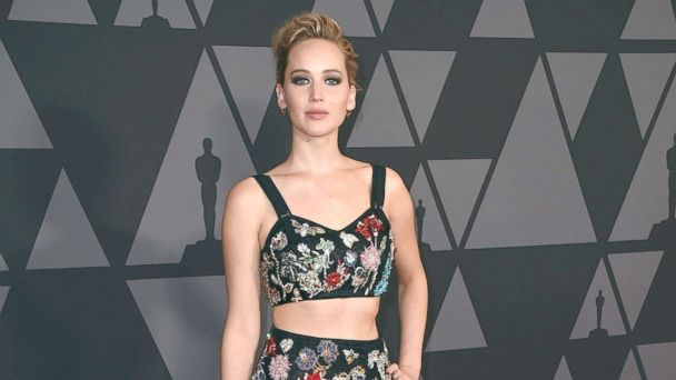 Jennifer Lawrence says she's still not over the nude photo hack