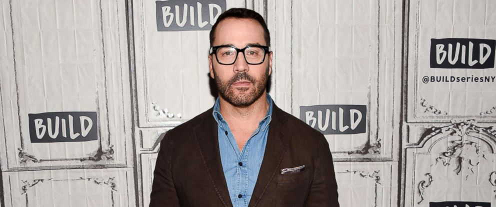"PHOTO: Jeremy Piven participates in the BUILD Speaker Series to discuss the television series ""Wisdom of the Crowd"" at AOL Studios, Oct. 31, 2017, in New York."