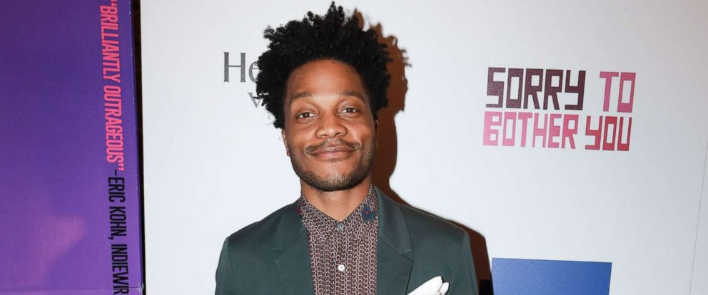 "PHOTO: Jermaine Fowler during the 10th Annual BAMcinemaFest Opening Night Premiere Of ""Sorry To Bother You"" at BAM Harvey Theater, June 20, 2018, in New York."