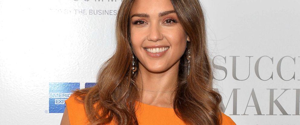 actress Jessica alba