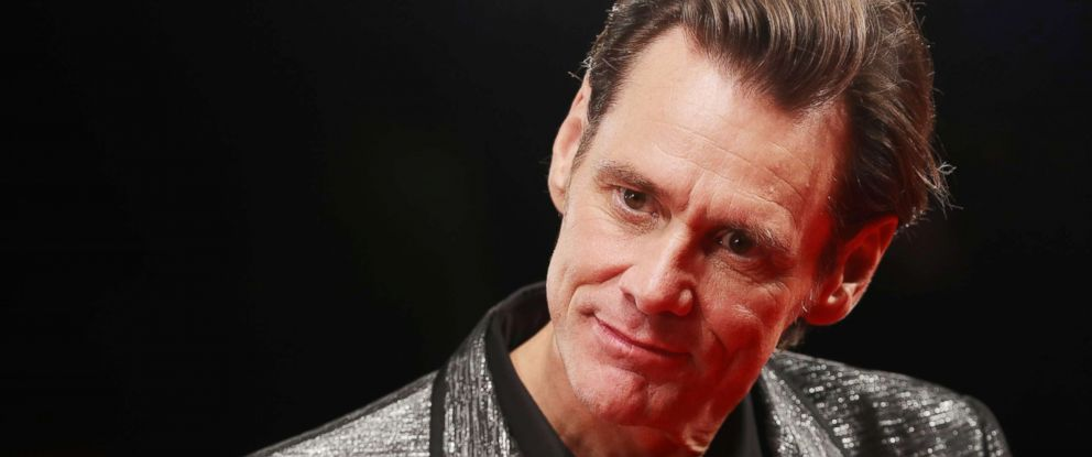 PHOTO: Jim Carrey walks the red carpet during the 74th Venice Film Festival at Sala Grande, Sept. 5, 2017, in Venice, Italy.