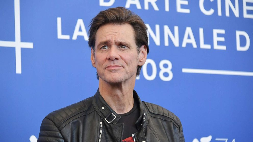 Jim Carrey criticized for portrait believed to be White House press secretary