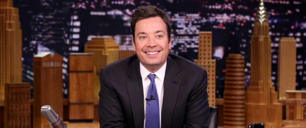 "PHOTO: Host Jimmy Fallon on ""The Tonight Show Starring Jimmy Fallon,"" May 8, 2017."