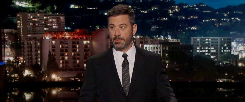 """PHOTO: Jimmy Kimmel on """"Jimmy Kimmel Live,"""" Sept. 25, 2017."""