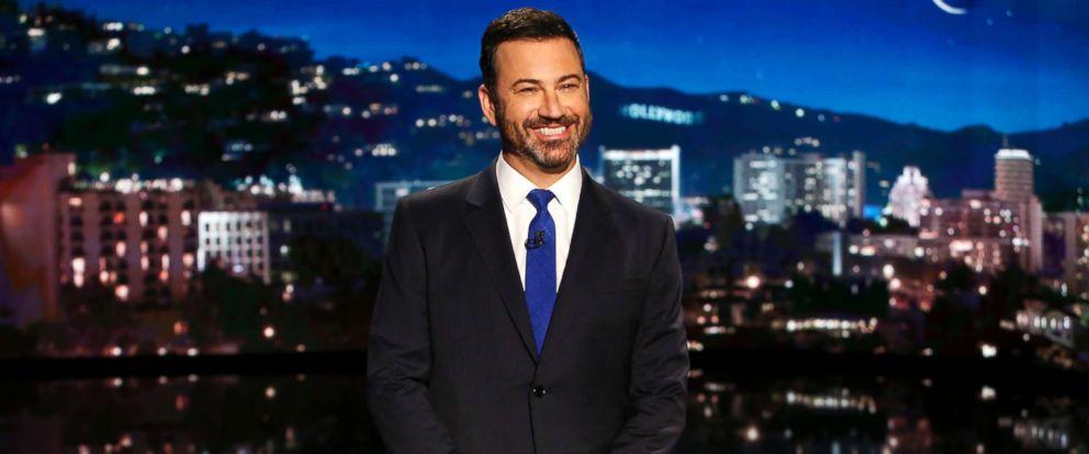 """PHOTO: Jimmy Kimmel on """"Jimmy Kimmel Live"""", Sept. 14, 2017."""