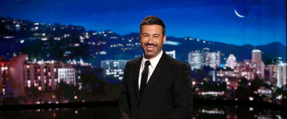 """PHOTO: Jimmy Kimmel on """"Jimmy Kimmel Live,"""" Aug. 3, 2017."""