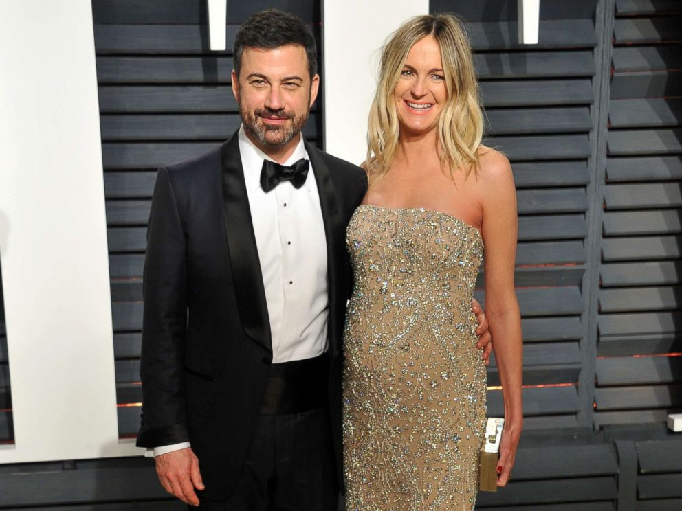 Oscars Host Jimmy Kimmel Says He Thinks It S Almost