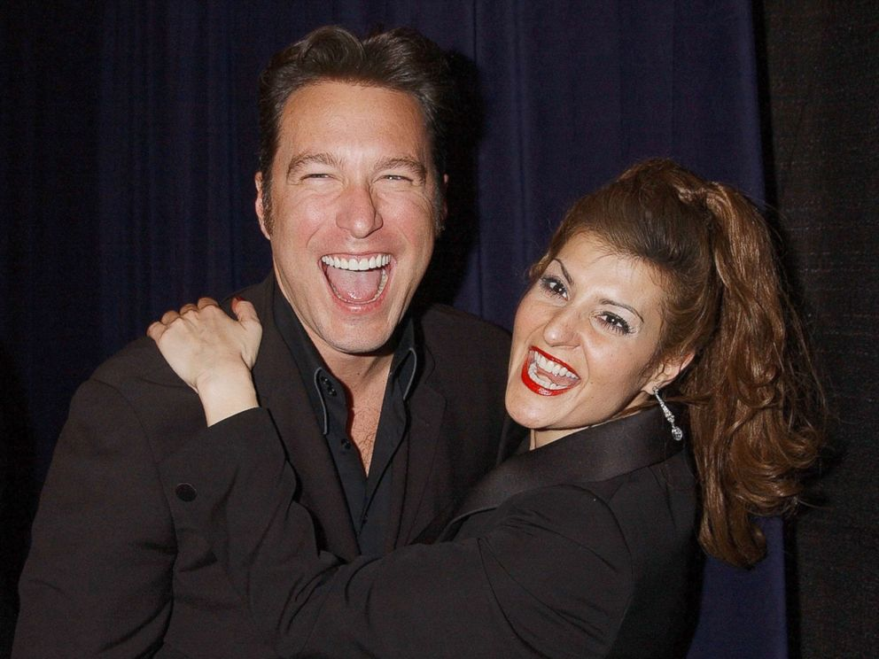 PHOTO: John Corbett and Nia Vardalos during The 29th Annual Peoples Choice Awards at Pasadena Civic Auditorium in Pasadena, Calif., in this Jan. 11, 2003 file photo.