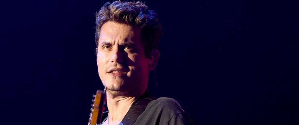 PHOTO: John Mayer performs at the Forum, July, 30, 2017, in Inglewood, Calif.