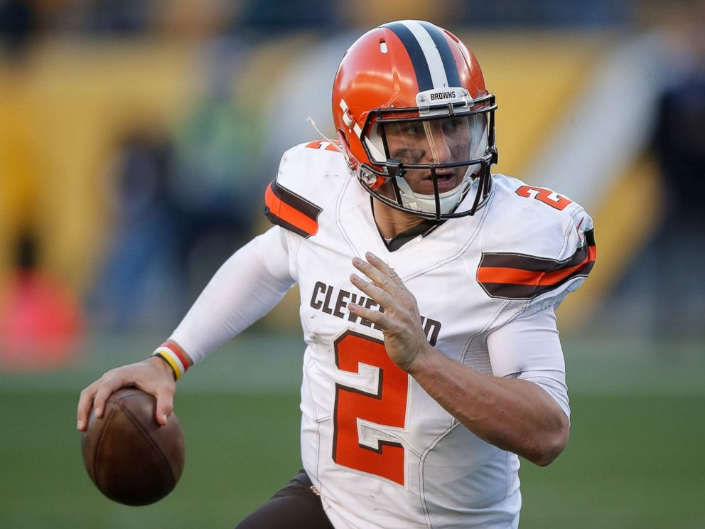Johnny Manziel to play in NFL Spring League while working toward comeback