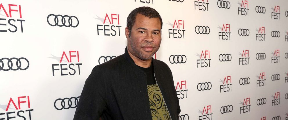 "PHOTO: Jordan Peele attends the ""Guess Whos Coming To Dinner + Cinemas Legacy: Jordan Peele"" at AFI FEST 2017 Presented By Audi at TCL Chinese Theatre, Nov. 10, 2017 in Hollywood, Calif."