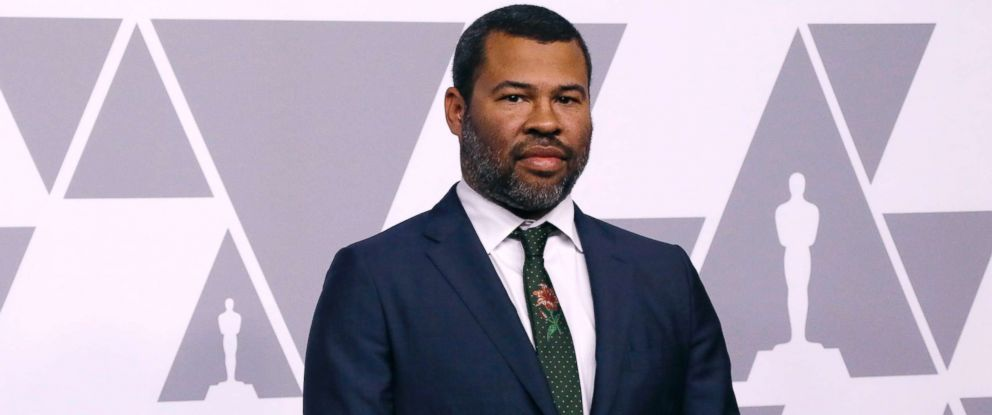 PHOTO: Jordan Peele attends the 90th Oscars nominees luncheon in Los Angeles, Feb. 5, 2018.