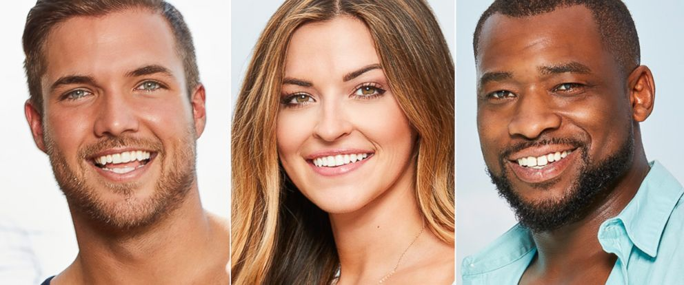 "PHOTO: Jordan, Tia and Kenny are on the ABC Television Network of ""BACHELOR IN PARADISE - Summer lovin"" for season five which airs on Aug. 7, 2018."