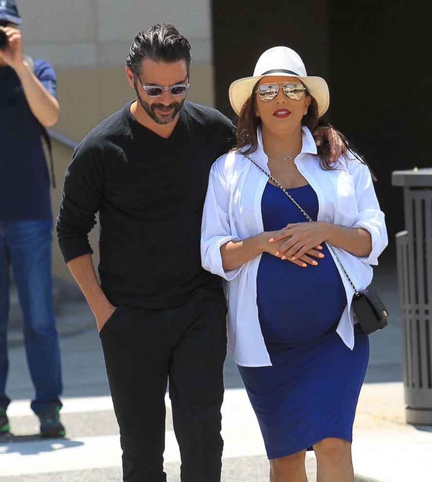 Eva Longoria speaks out against forced separation of migrant families