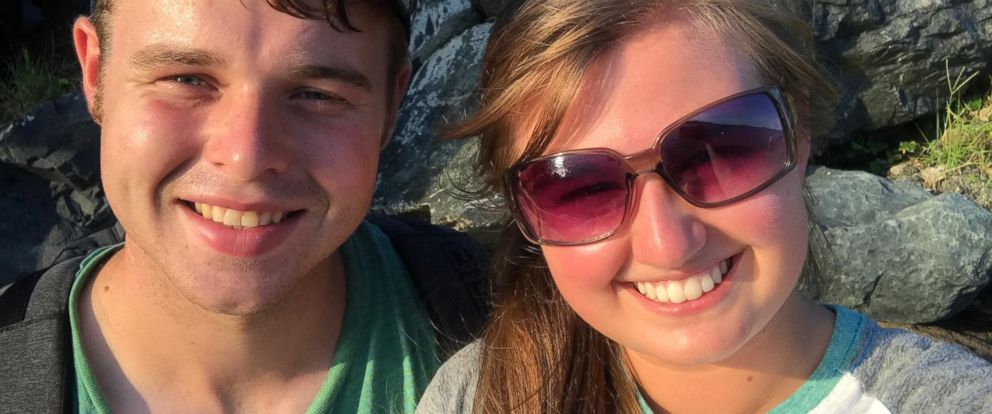 PHOTO: Joseph Duggar and Kendra Caldwell are pictured in a new photo added to The Duggar Familys Official Facebook, Sept. 8, 2017.