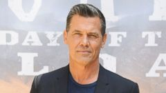 """PHOTO: Josh Brolin attends """"Sicario Day Of The Soldado"""" Photo Call at Four Seasons Hotel Los Angeles at Beverly Hills, June 14, 2018, in Los Angeles."""
