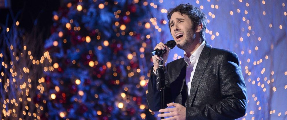 "PHOTO: Josh Groban performs on the 19th annual ""A HOME FOR THE HOLIDAYS WITH JOSH GROBAN,"" a holiday special featuring inspirational stories about foster care adoption, to be broadcast, Dec. 19, 2017, on the CBS Television Network."