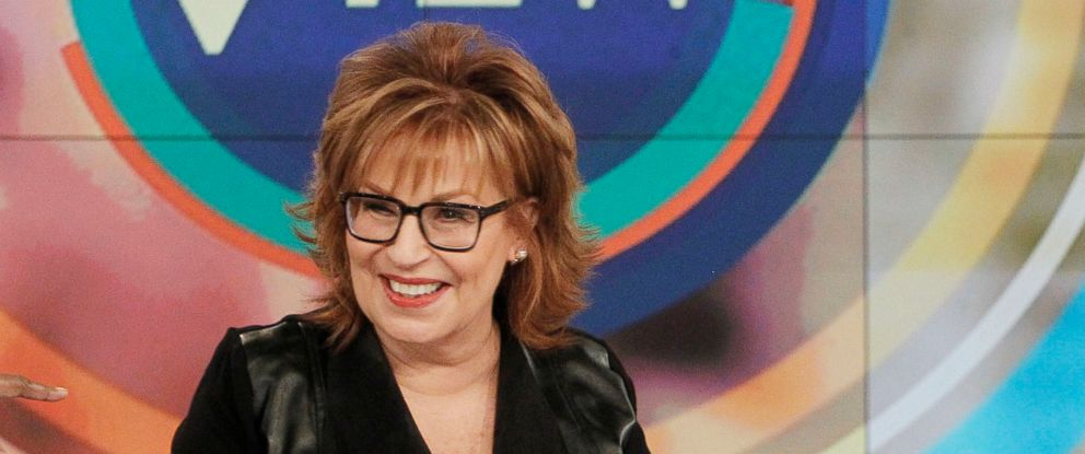 """PHOTO: Joy Behar appears on """"The View,"""" March 20, 2018."""