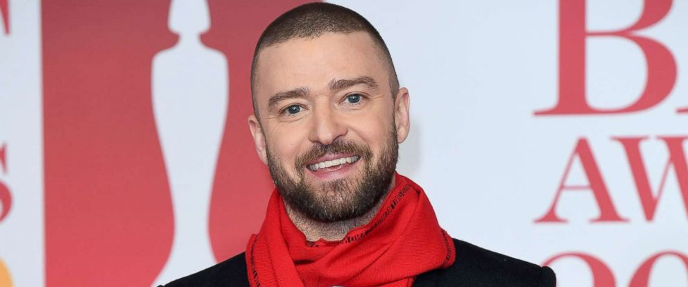 PHOTO: Justin Timberlake attends The BRIT Awards 2018 held at The O2 Arena on Feb. 21, 2018 in London.