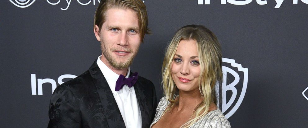 Big Bang Theory Star Kaley Cuoco Is Engaged To Karl Cook Abc News