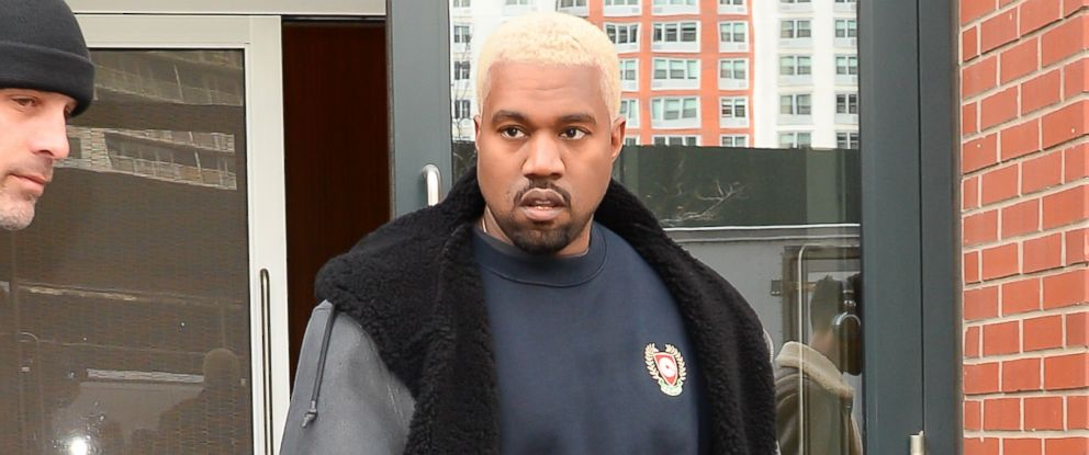 PHOTO: Rapper Kanye West is seen walking in Soho on Feb. 13, 2017 in New York City.