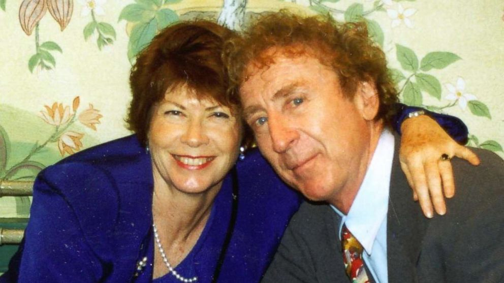 Gene Wilder's widow on what it's like to care for someone